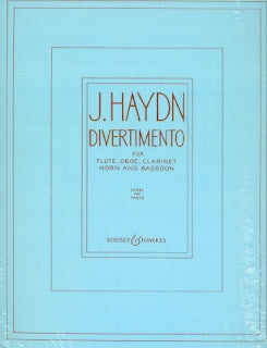 Divertimento (Woodwind Quintet)