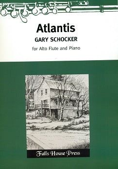 Atlantis (Alto Flute and Piano)