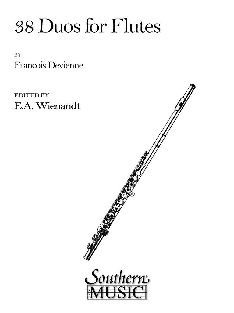 38 Duos for Flutes