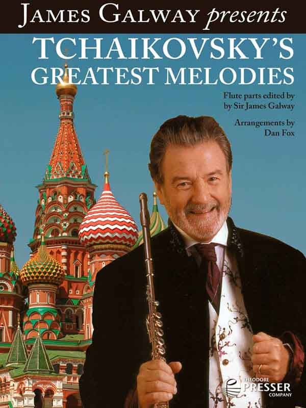 Tchaikovsky's Greatest Melodies (Flute and Piano)