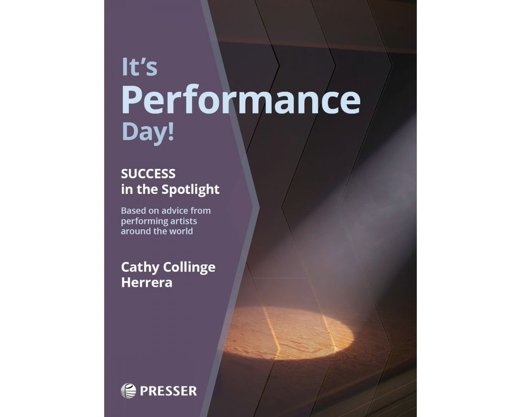 It's Performance Day! Success in the Spotlight (Book)