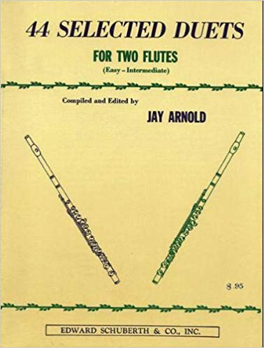 44 Selected Duets – Book 1, Easy/Intermediate