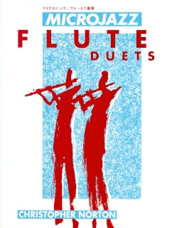Microjazz Flute Duets - 24 pieces in popular styles