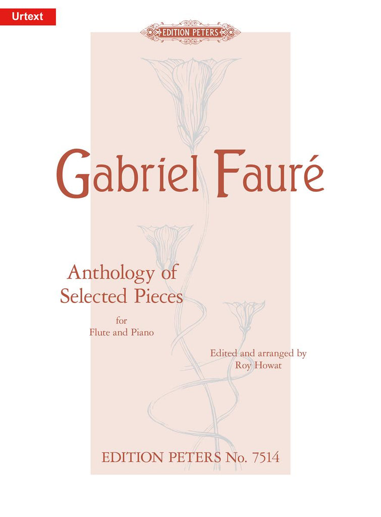 Anthology of Selected Pieces (Flute and Piano)