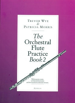 The Orchestral Flute Practice - Book 2 (R-Z)