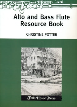 Alto & Bass Flute Resource Book