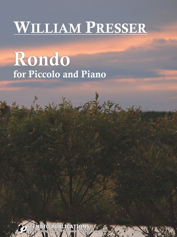 Rondo (Piccolo and Piano)