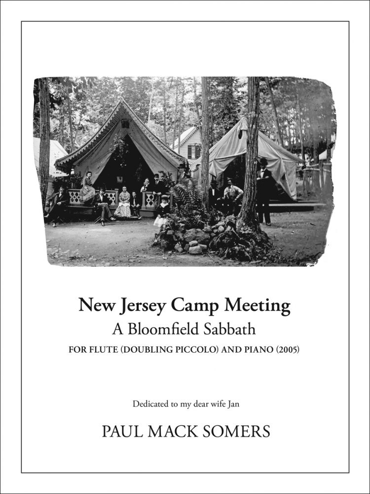 New Jersey Camp Meeting: A Bloomfield Sabbath (Flute/Piccolo and Piano)