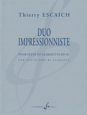 Duo Impressionniste (Flute and Clarinet)