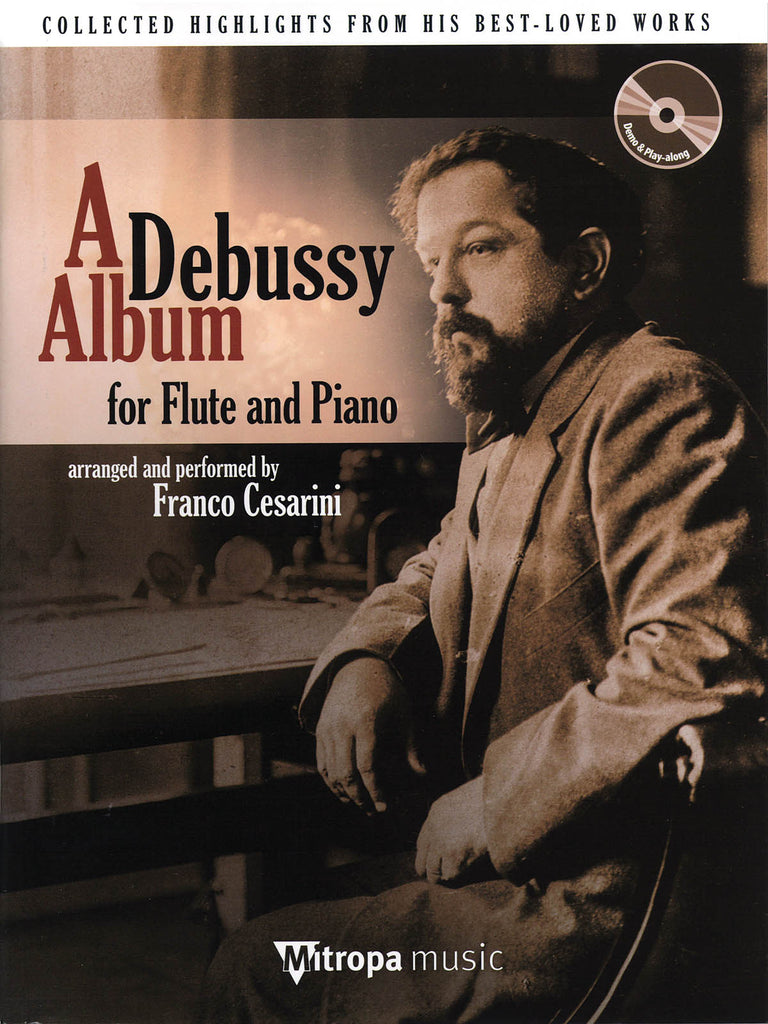 Debussy Album (Flute and Piano)