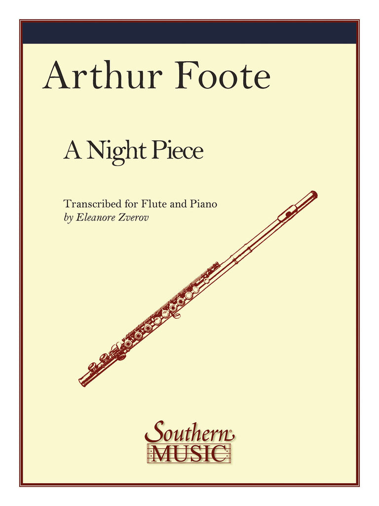 Night Piece (Flute and Piano)