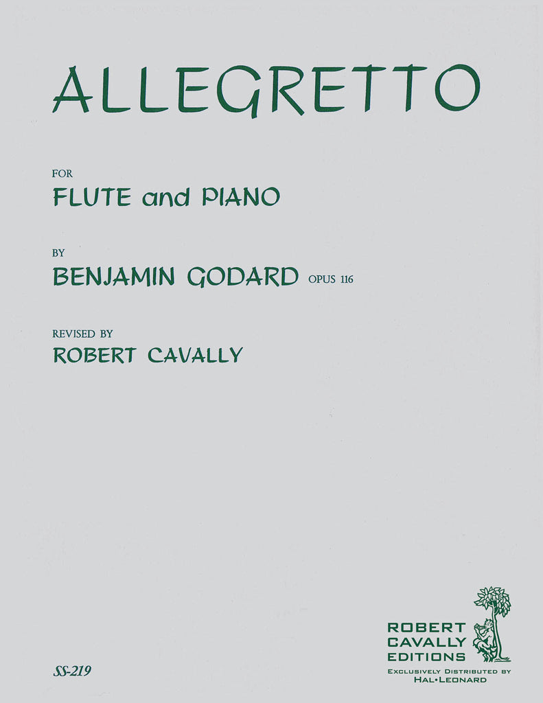 Allegretto (Flute and Piano)