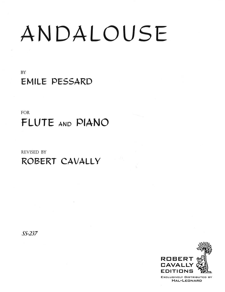 Andalouse (Flute and Piano)