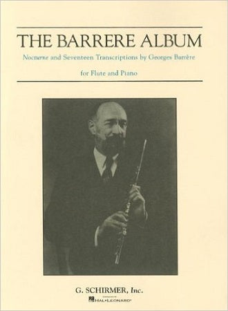 The Barrére Album (Flute and Piano)