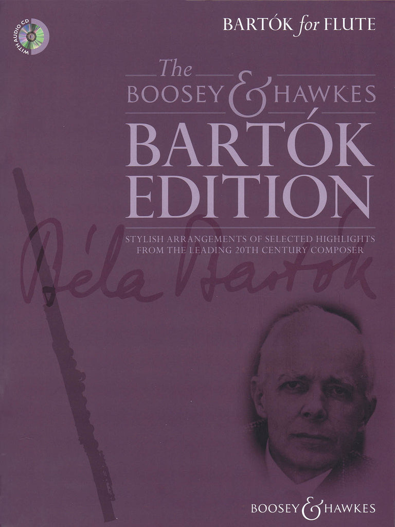 Bartók for Flute - The Boosey & Hawkes Bartók Edition (Flute and Piano)