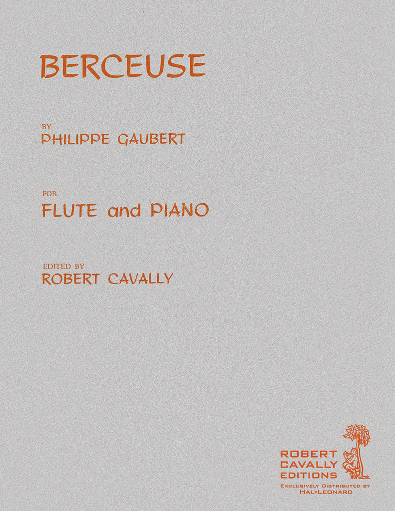 Berceuse (Flute and Piano)
