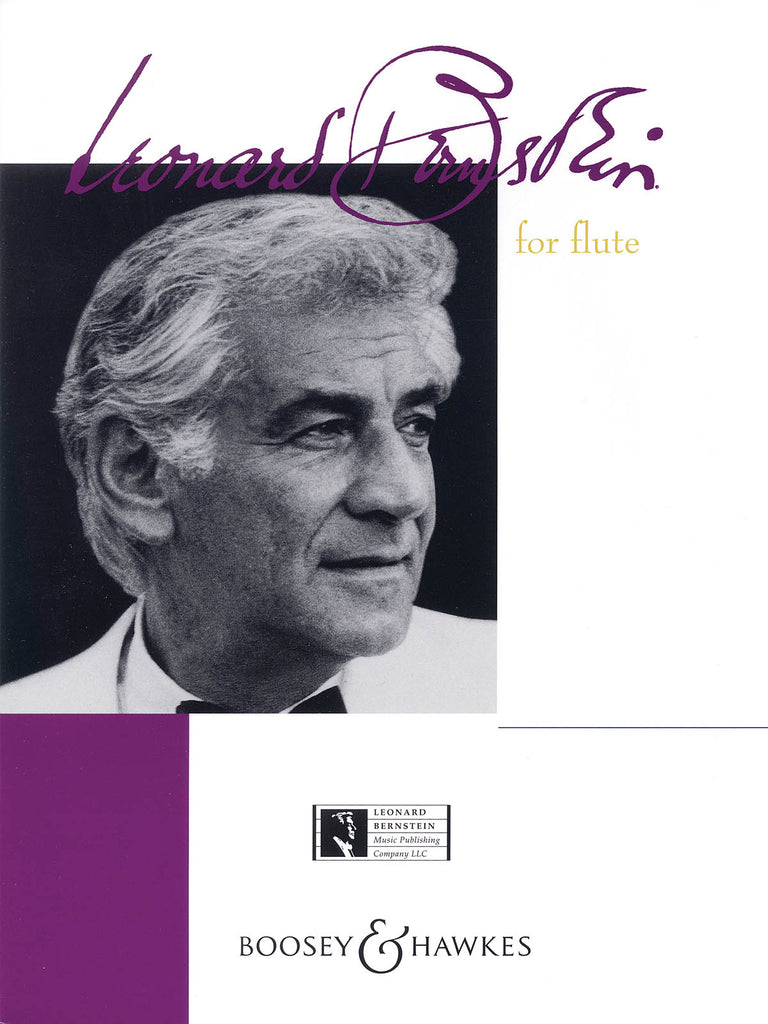 Bernstein for Flute (Popular Arrangements)