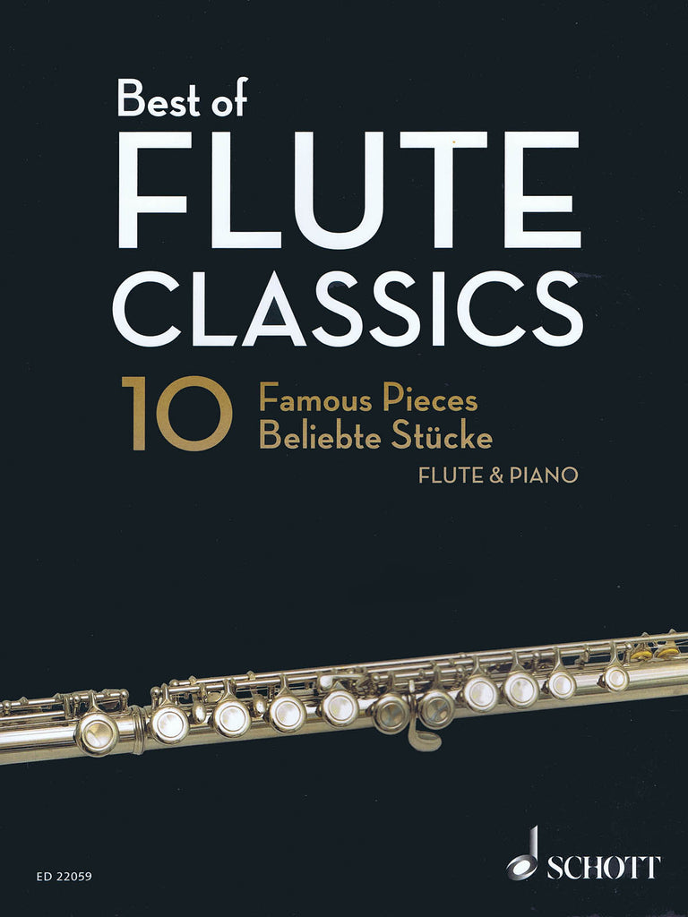 Best of Flute Classics (Flute and Piano)