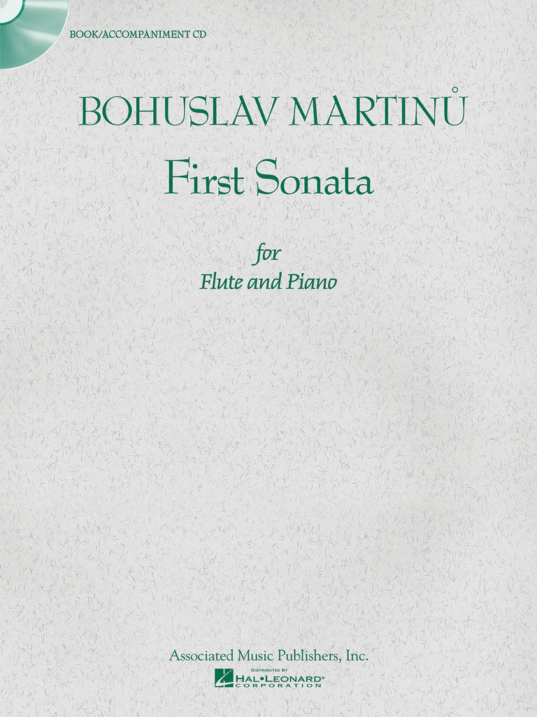 First Sonata (Flute and Piano)