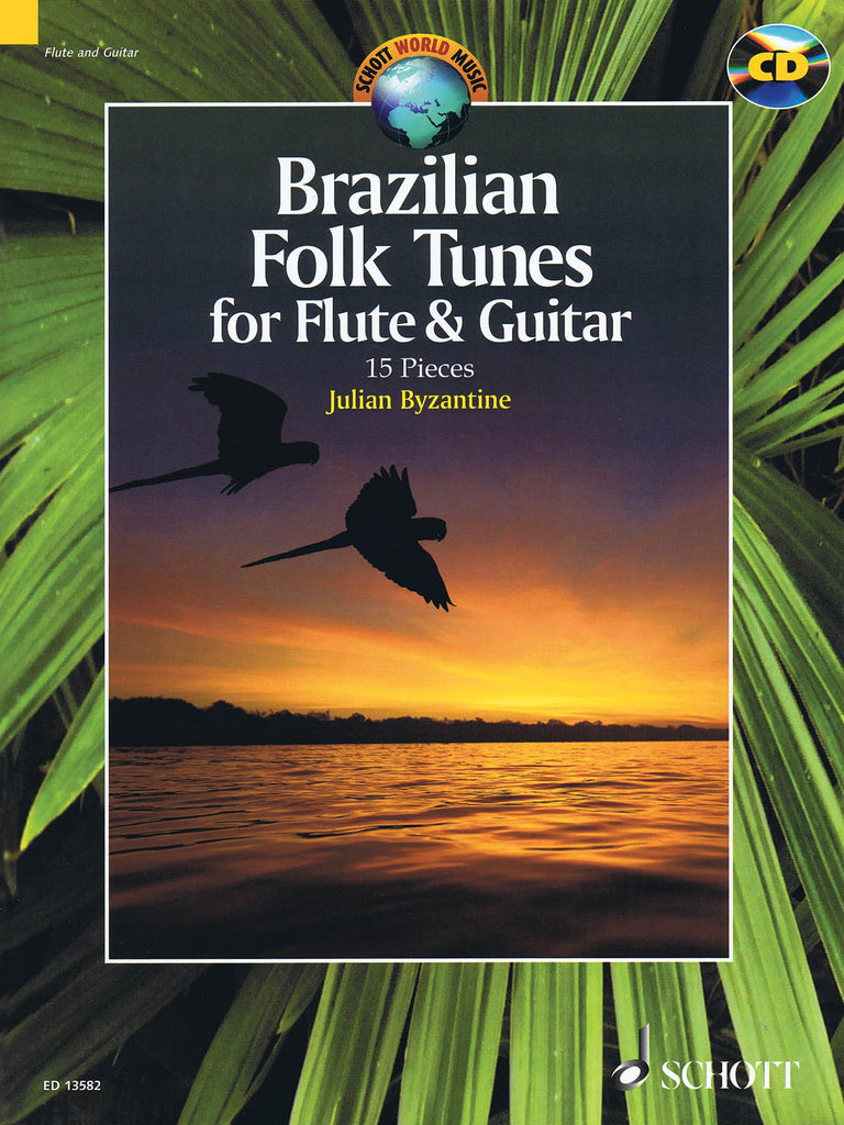 Brazilian Folk Tunes (Flute and Guitar)