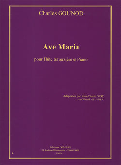 Ave Maria (Flute and Piano)