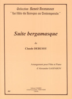 Suite Bergamasque (Flute and Piano)