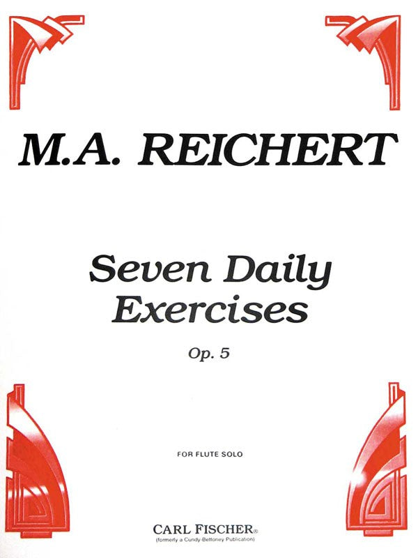 7 Daily Exercises, Op. 5
