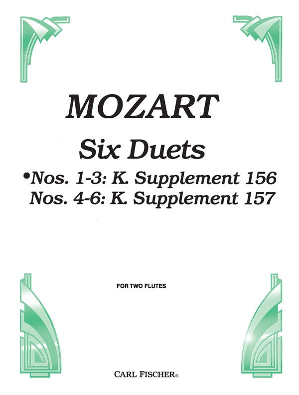 Six Duets, Opus 75, Book 1