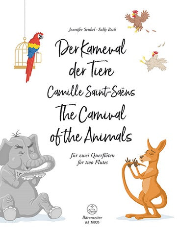 The Carnival of the Animals (two flutes)