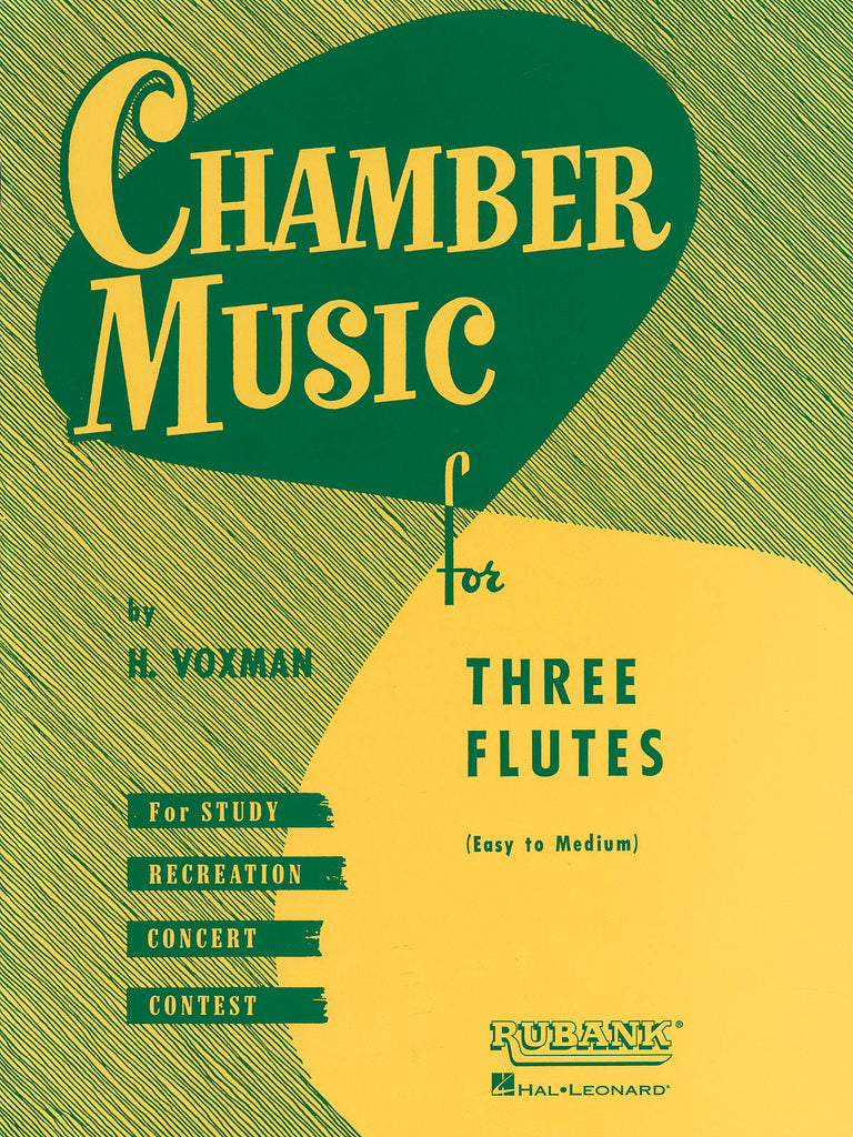 Chamber Music (Three Flutes)