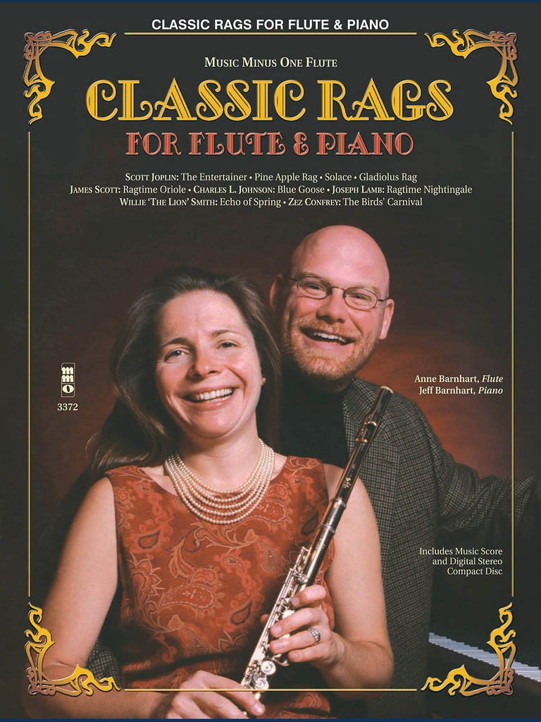 Classic Rags (Flute and Piano)