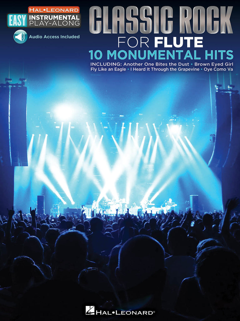 Classic Rock - 10 Monumental Hits (Popular Arrangements)