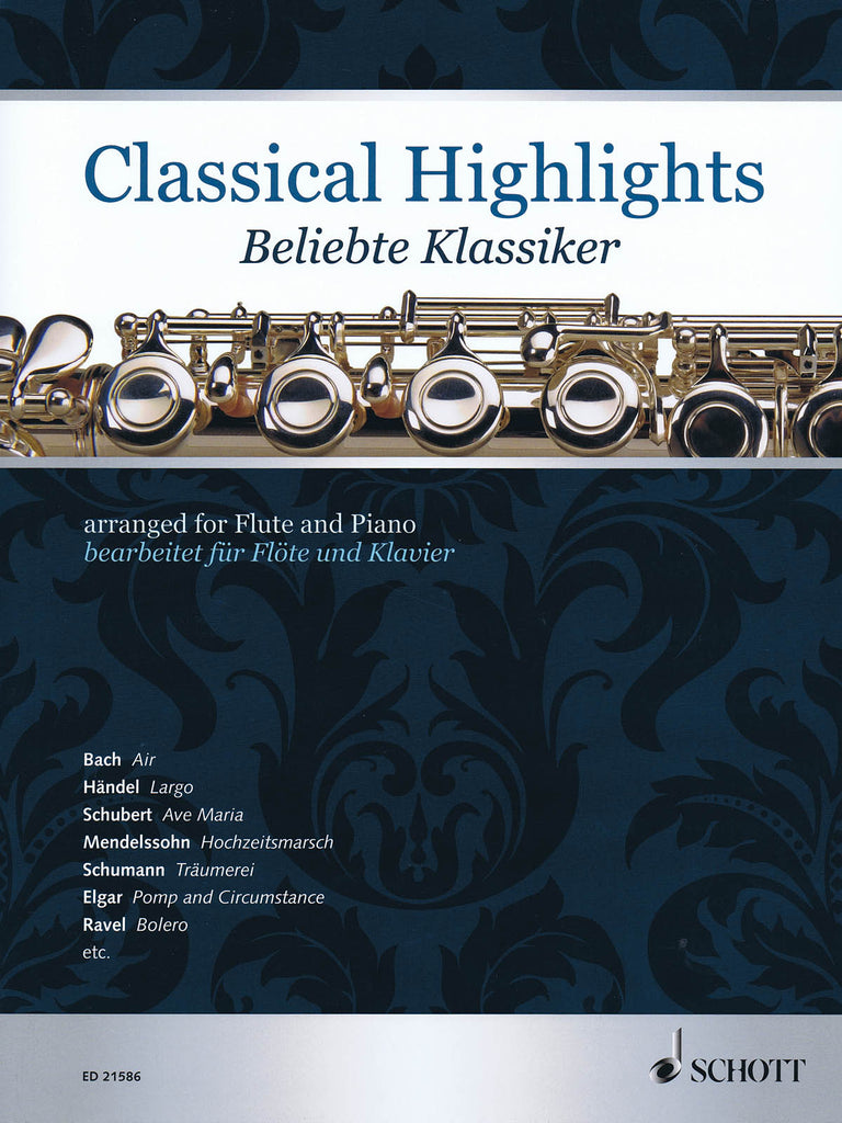 Classical Highlights (Flute and Piano)