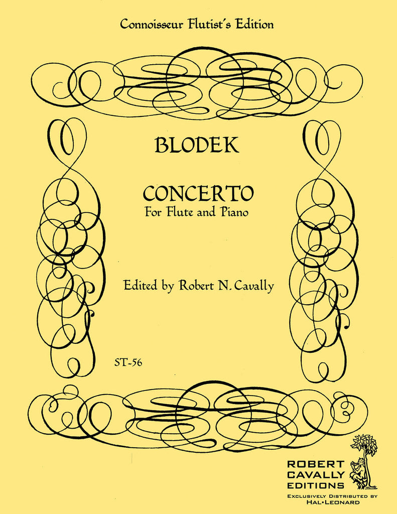 Concerto in D (Flute and Piano)