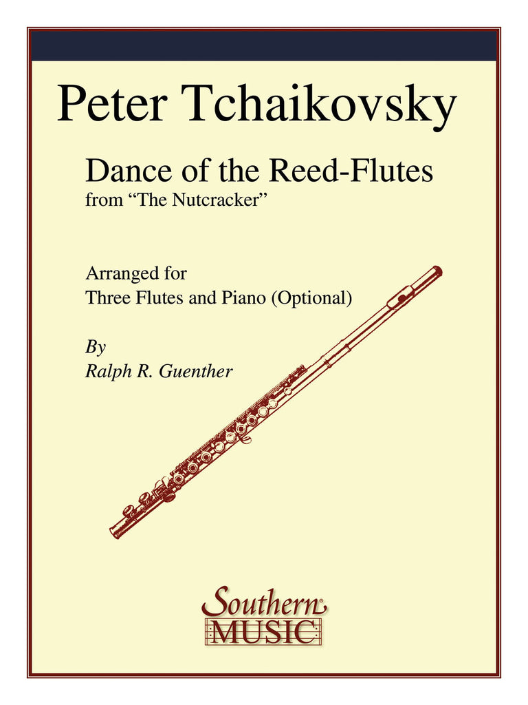 Dance of the Reed Flutes (Three Flutes)
