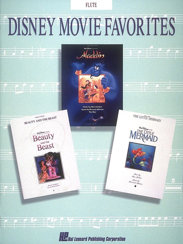 Disney Movie Favorites (Popular Arrangements)