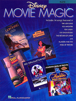 Disney Movie Magic (Popular Arrangements)