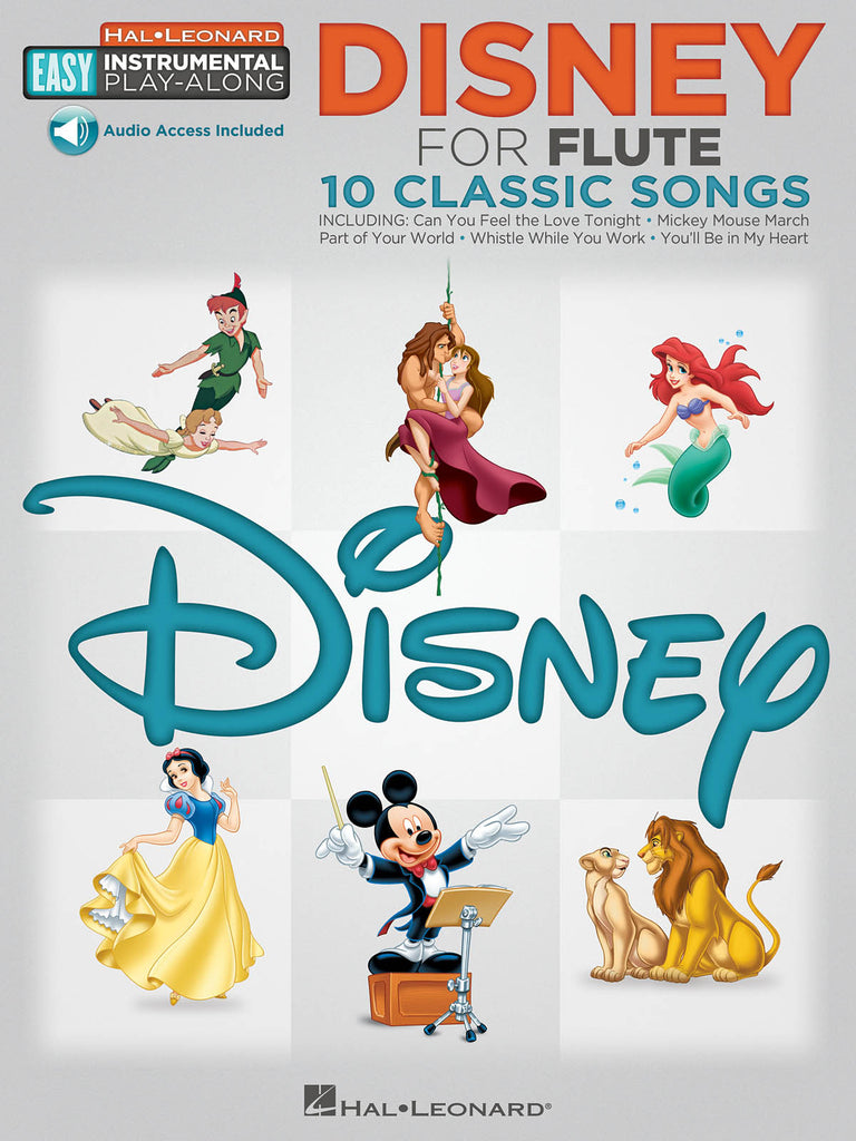 Disney for Flute (Popular Arrangements)