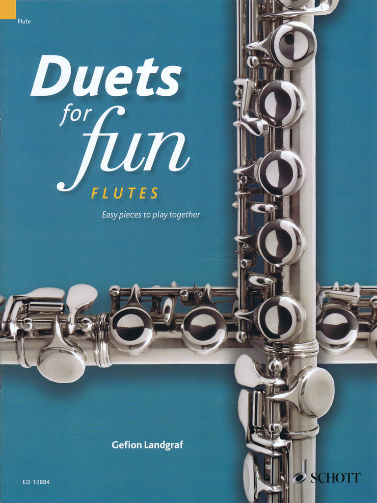 Duets for Fun: Flutes - Easy Pieces to Play Together