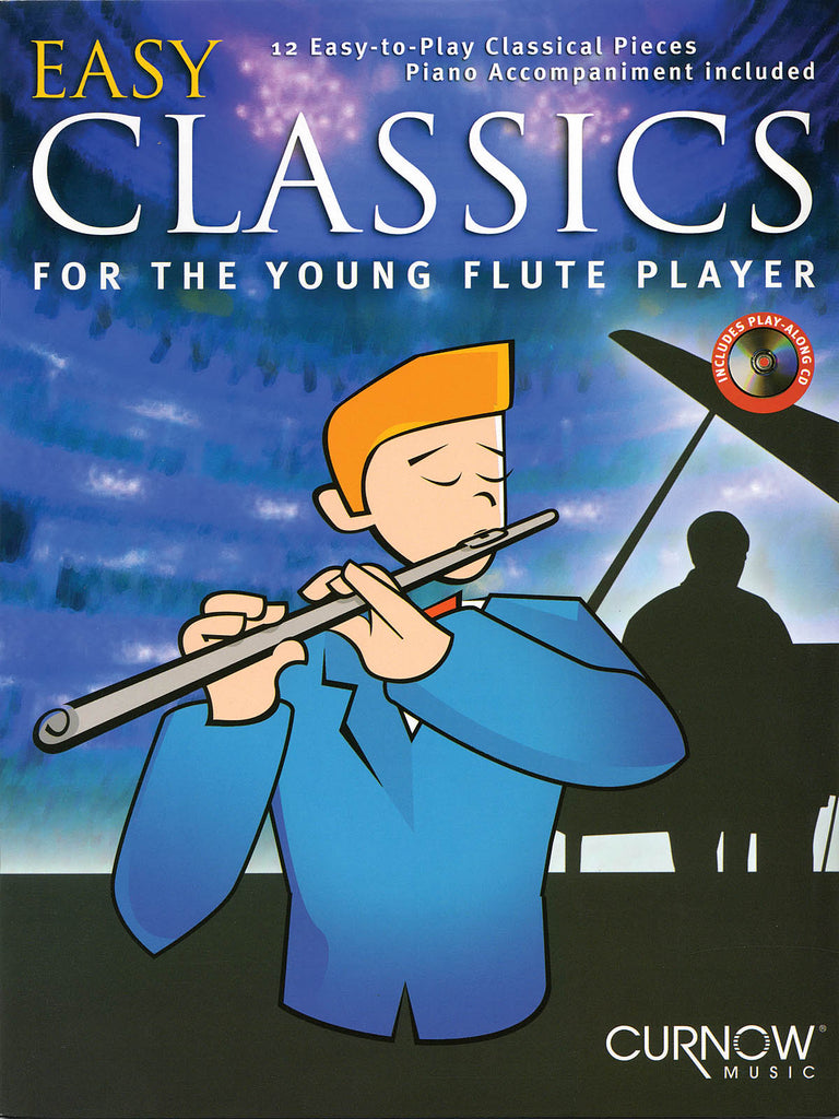 Easy Classics for the Young Flute Player (Flute and Piano)