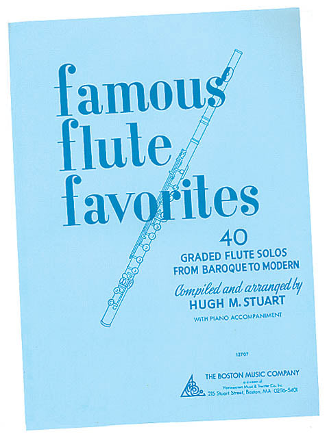 Famous Flute Favorites (Flute and Piano)