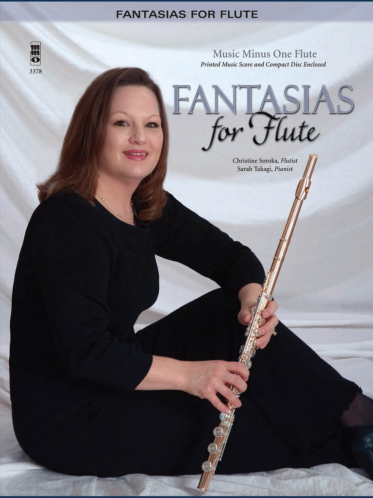 Fantasias for Flute: Classics with Piano (Flute and Piano)