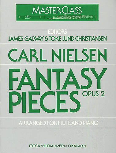 Fantasy Pieces Op. 2 (Flute and Piano)