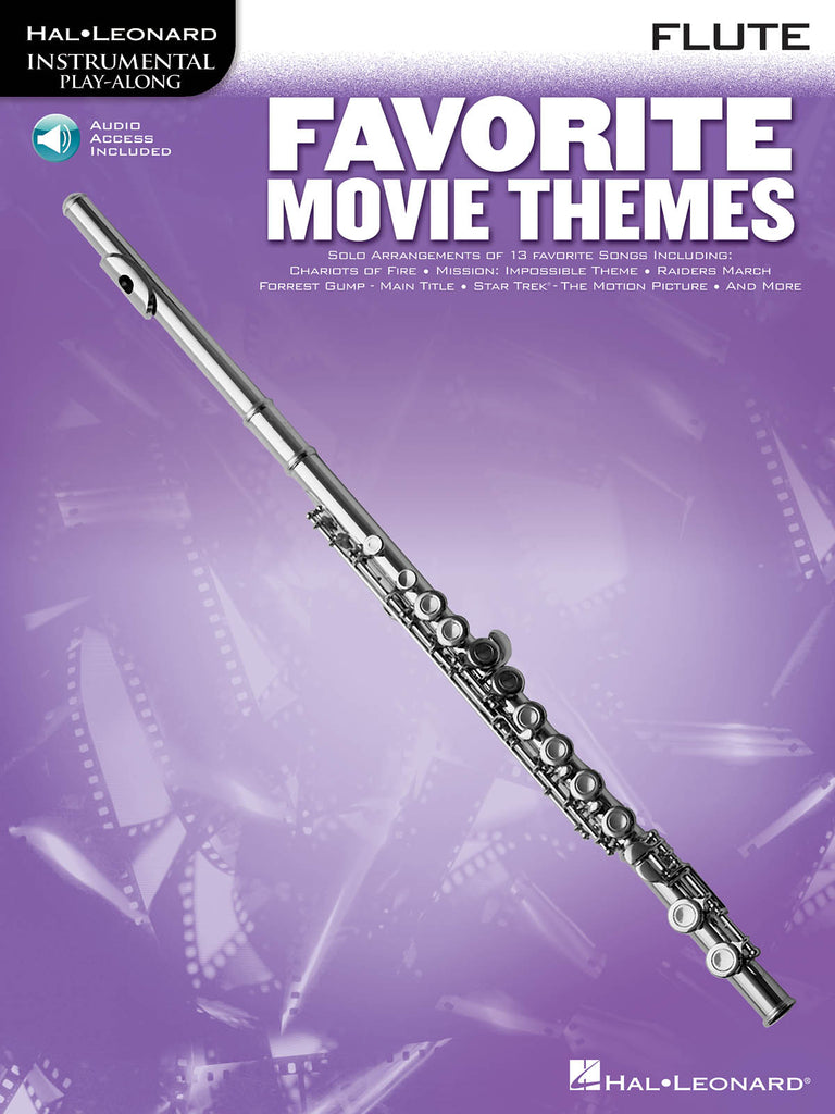 Favorite Movie Themes (Popular Arrangements)