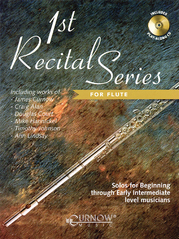 First Recital Series (Flute and Piano)