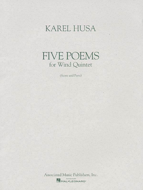 5 Poems (Woodwind Quintet)