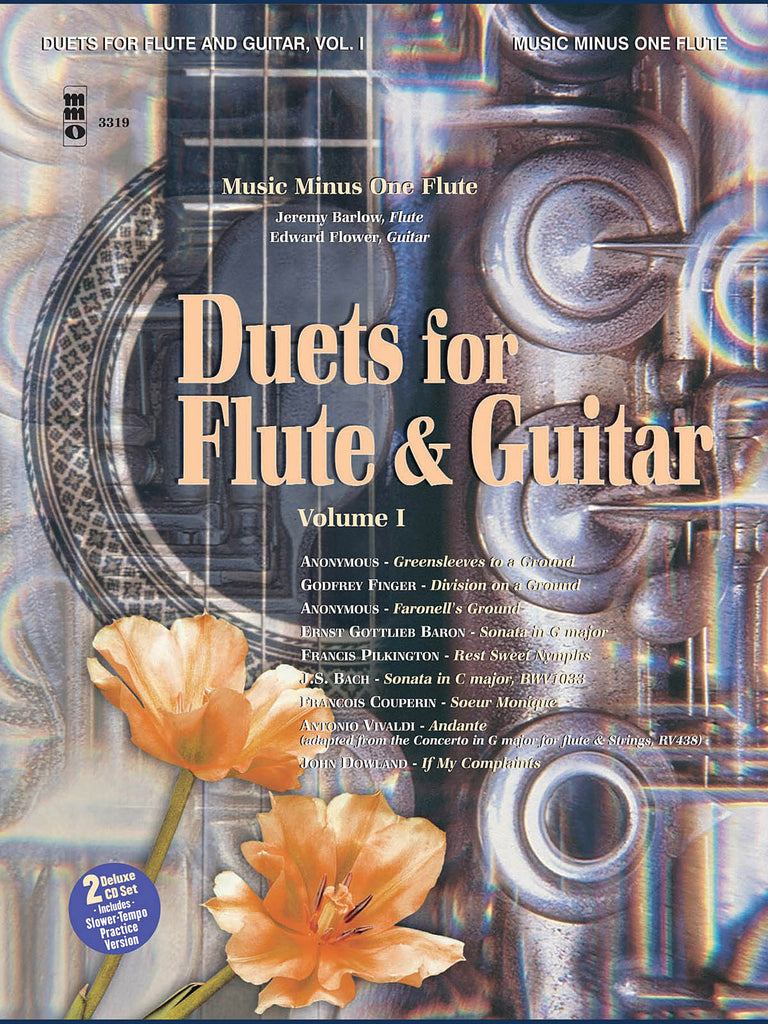 Flute & Guitar Duets – Vol. I, 2-CD Set