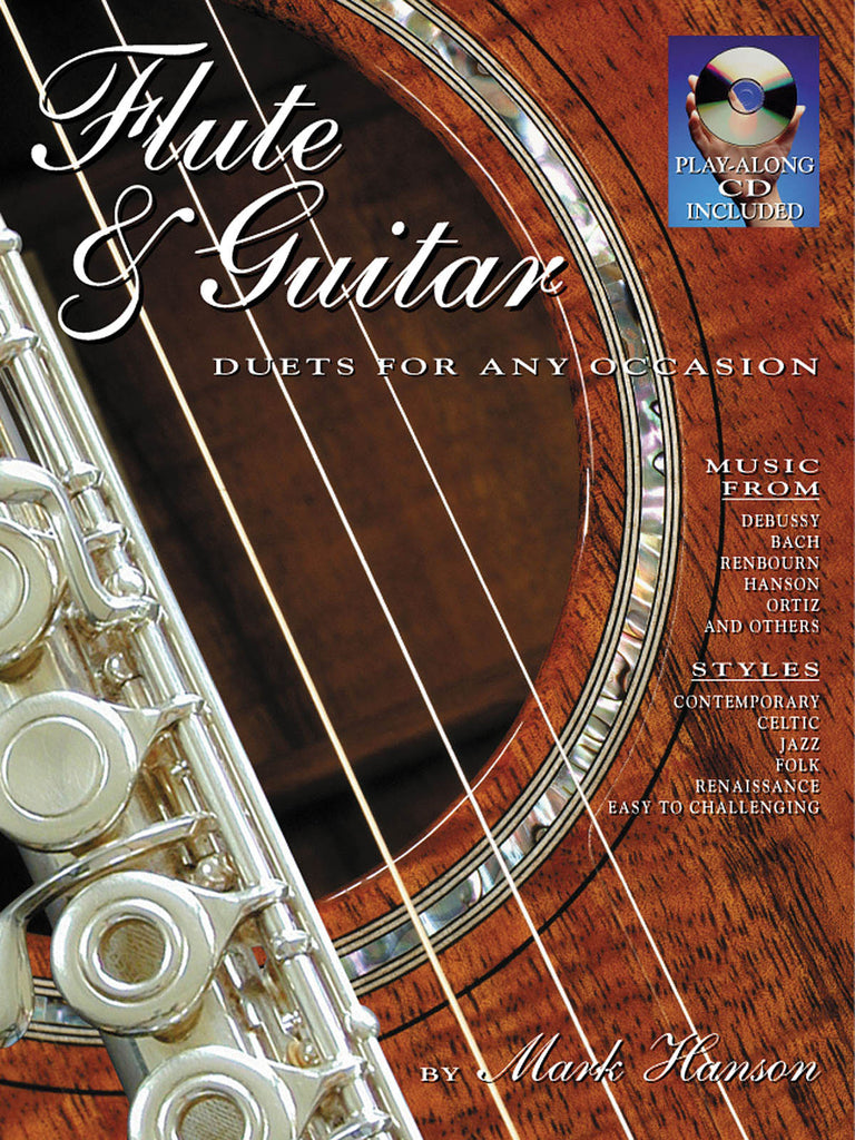 Flute & Guitar Duets for Any Occasion (Flute and Guitar)