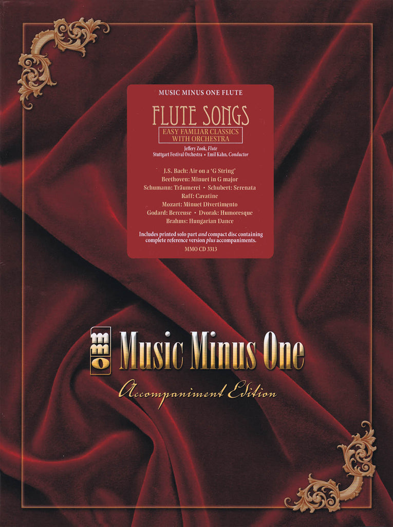 Flute Songs – Easy Familiar Classics with Orchestra