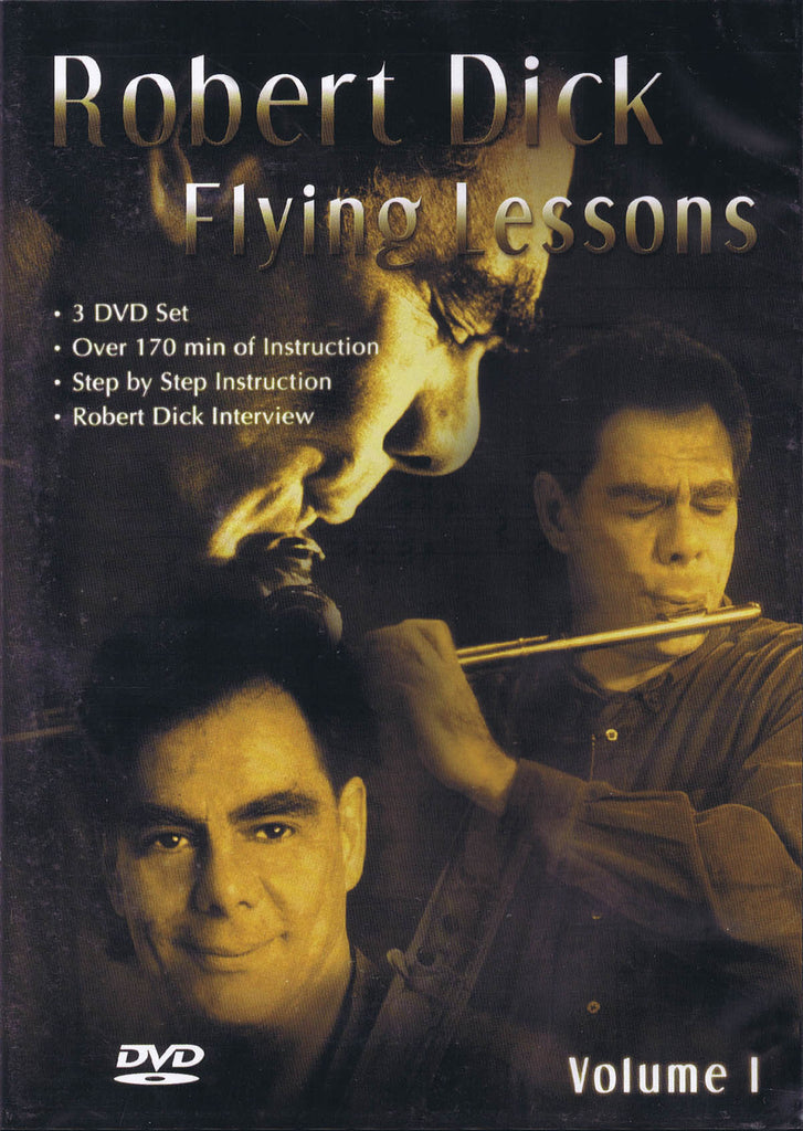 Flying Lessons 3 DVD Set - Volume 1